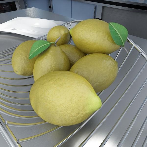 fruits & basket collection 2 3d model 3ds max fbx obj 133884
