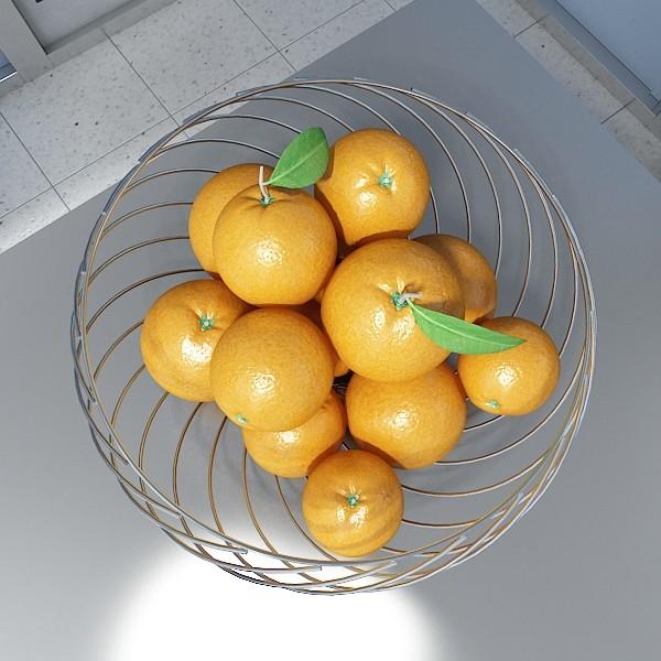 fruits & basket collection 2 3d model 3ds max fbx obj 133895