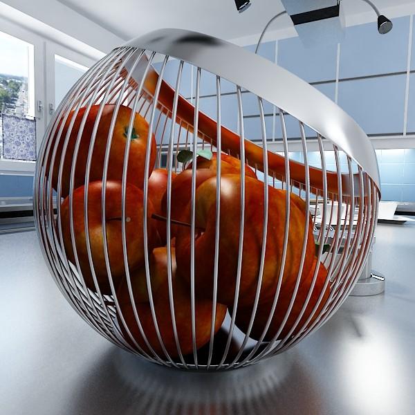 fruits & basket collection 2 3d model 3ds max fbx obj 133906
