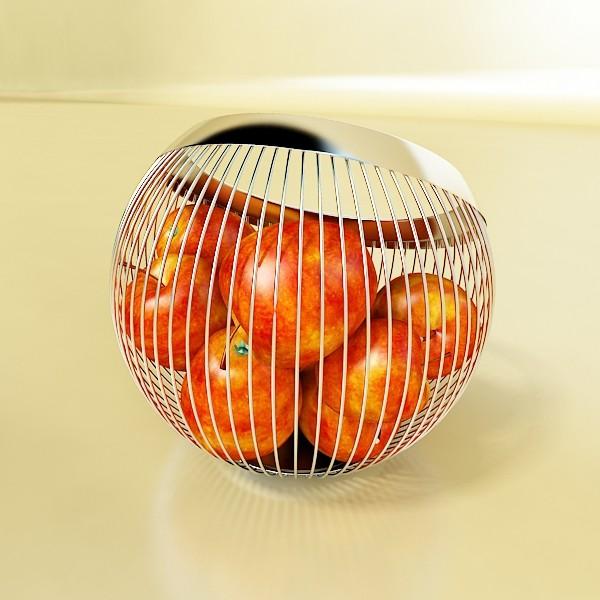 fruits & basket collection 2 3d model 3ds max fbx obj 133909