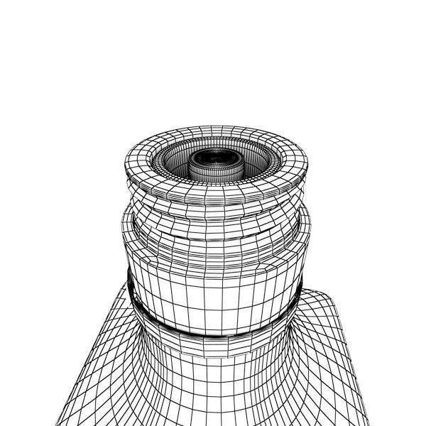 yüksək ətraflı bombay sapfir toplama 3d model 3ds max fbx obj 138789