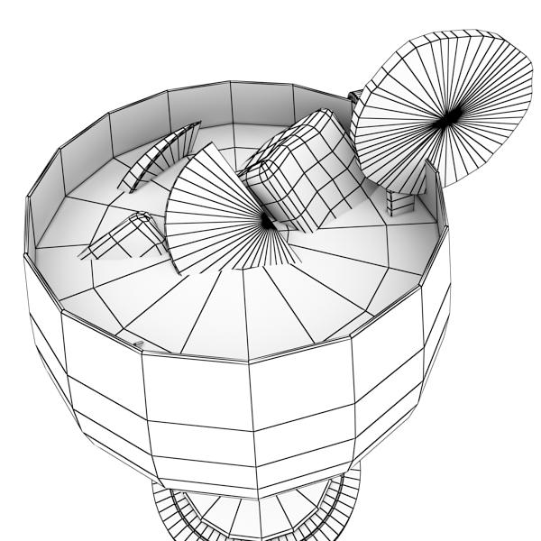 yüksək ətraflı bombay sapfir toplama 3d model 3ds max fbx obj 138802