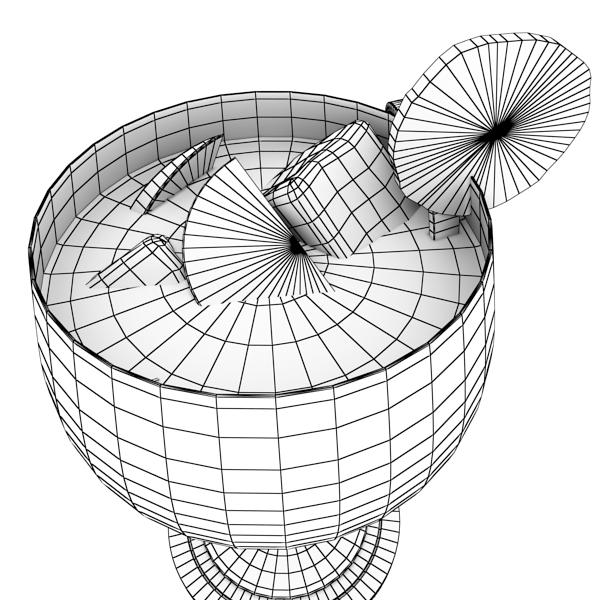 yüksək ətraflı bombay sapfir toplama 3d model 3ds max fbx obj 138803