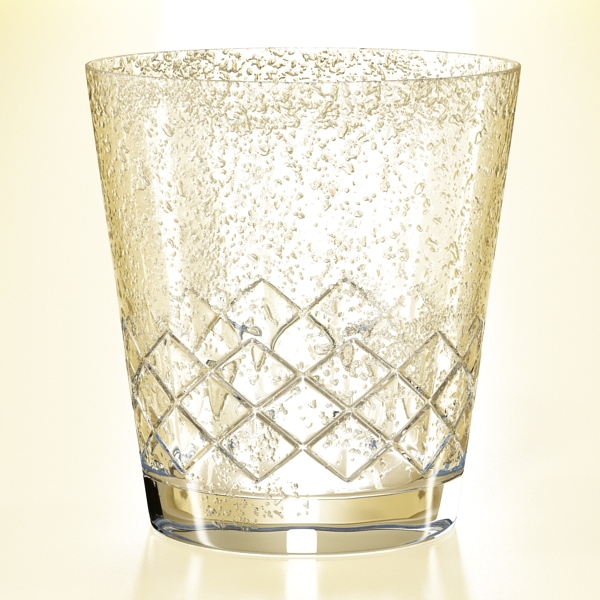 high detailed glass 7 3d model 3ds max fbx obj 140755