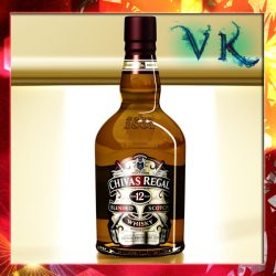 High Detailed Liquor Bottle : Chivas Regal 12. ( 287.84KB jpg by VKModels )