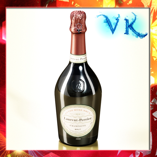 laurent perrier – champagne 3d model 3ds max fbx obj 143512