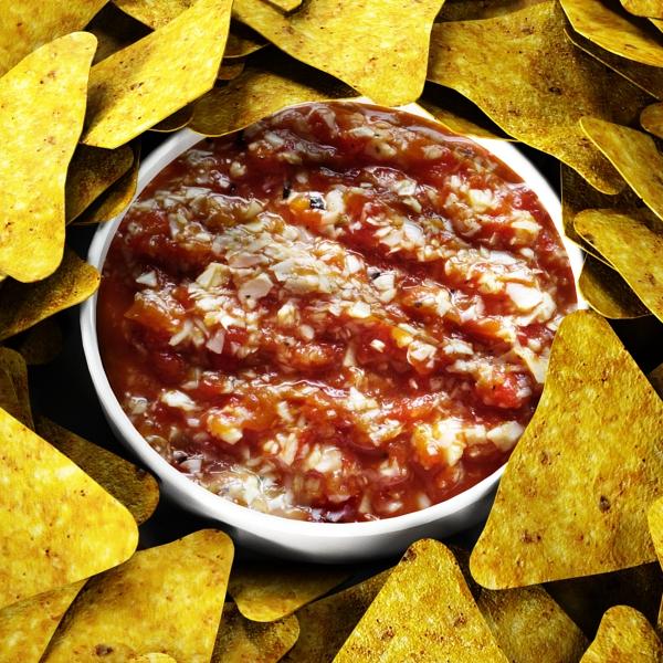 nacho bowl and becks beer bottles 3d model 3ds max fbx obj 148043