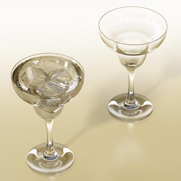 photorealistic glass 01 3d model 3ds max fbx obj 140693
