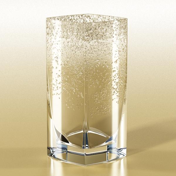photorealistic glass 4 3d model 3ds max fbx obj 140723