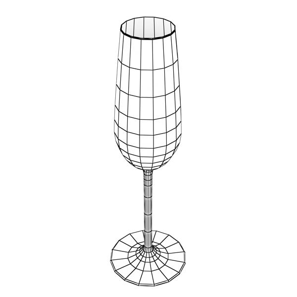 цагаан дарсны лонх, аяга 2 3d загвар 3ds max fbx obj 145261