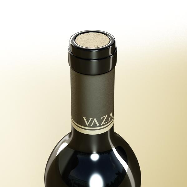 wine bottles rack 2 3d model 3ds max fbx obj 145828