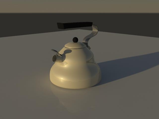 köhnə moda çaydanı 3d model ma mb 117245
