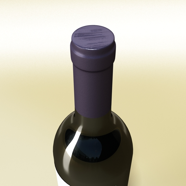 wine bottle rack 1 3d model 3ds max fbx obj 145786
