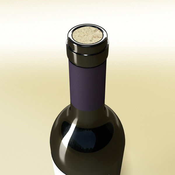 wine bottle rack 1 3d model 3ds max fbx obj 145787
