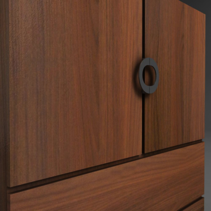 armoire cabinet 3d model 3ds max fbx ma mb obj 156000