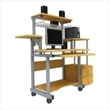datora galds 3d modelis max 100643