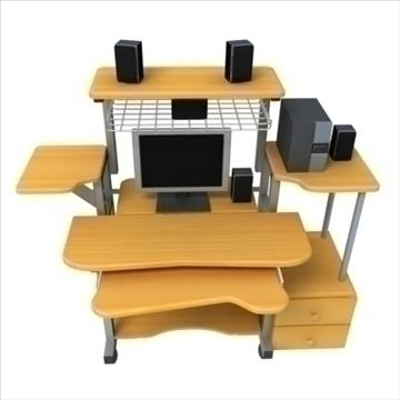 datora galds 3d modelis max 100644