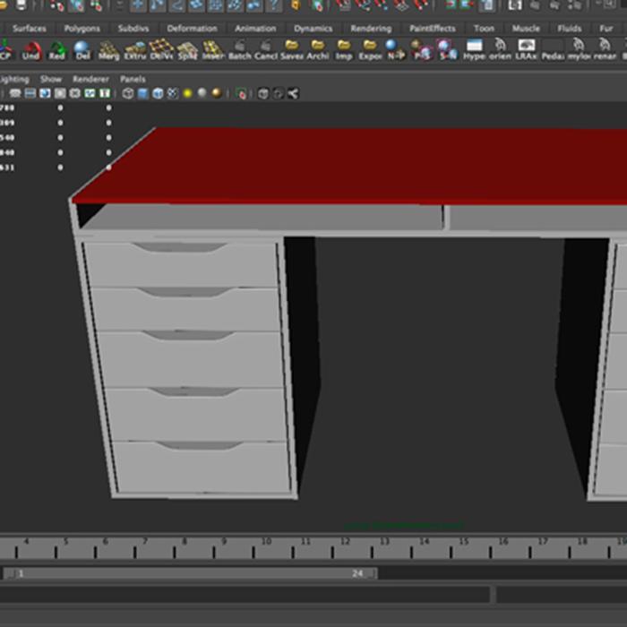 desktop 3d model 3ds max fbx ma mb obj 155850