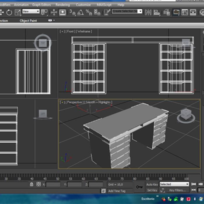 desktop 3d model 3ds max fbx ma mb obj 155851