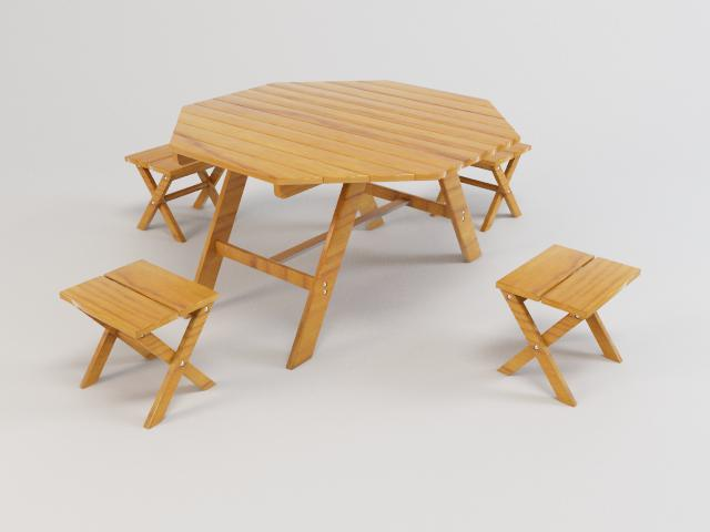 Outdoor furniture 3d model buy outdoor furniture 3d model flatpyramid Buy model home furniture online