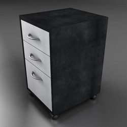 Side table ( 154.55KB jpg by mikebibby )