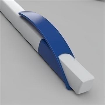 writing pen 3d model 3ds 3dm obj other 103085