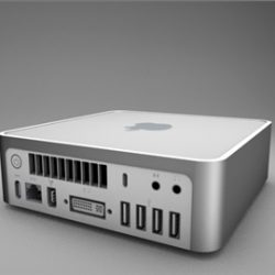 Apple Mac Mini ( 39.66KB jpg by eric_apanowicz )