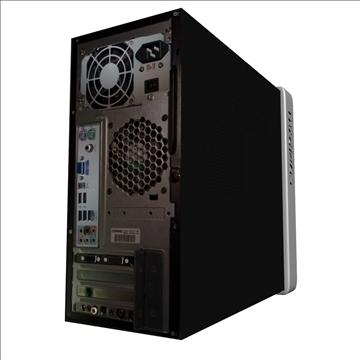 compaq presario 3d model max 89530