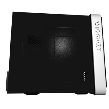 compaq presario 3d model max 89531