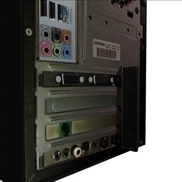 compaq presario 3d model max 89535