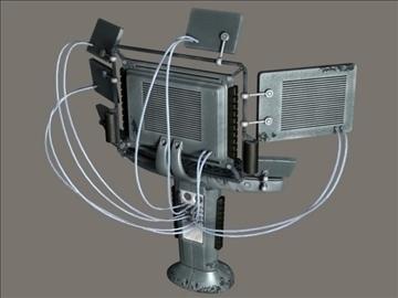 computer terminal (scifi) 3d model 3ds max jpeg jpg lwo obj 108824