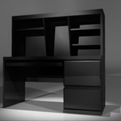 Computer Desk ( 34.95KB jpg by epicsoftware )
