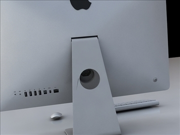 imac 3d model 3ds max 105870