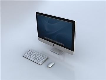 imac 3d model 3ds max 105872