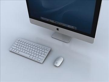 imac 3d model 3ds max 105875