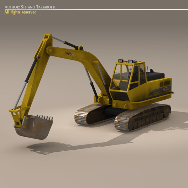Excavator v2