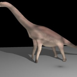 brachiosaur ( 89.19KB jpeg by vivekc )