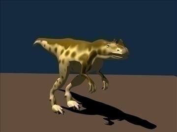 ceratosaurus 3d model 3ds blend c4d lwo obj 105581