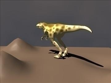 ceratosaurus 3d model 3ds blend c4d lwo obj 105582
