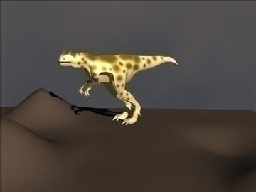 ceratosaurus 3d model 3ds blend c4d lwo obj 105583