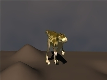 ceratosaurus 3d model 3ds blend c4d lwo obj 105584