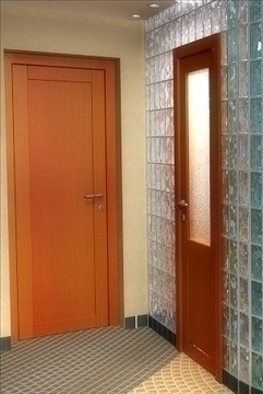 doors 3d model 112288