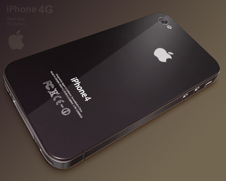 apple iphone 4g 3ds max 3d model 3ds max fbx obj 116652