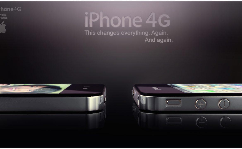 Apple Iphone 4G  ( 299KB jpg by Saffan )