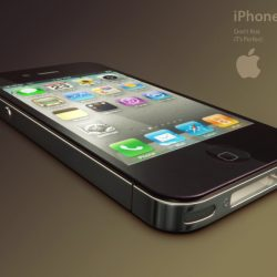 Apple Iphone 4G  ( 197.41KB jpg by Saffan )