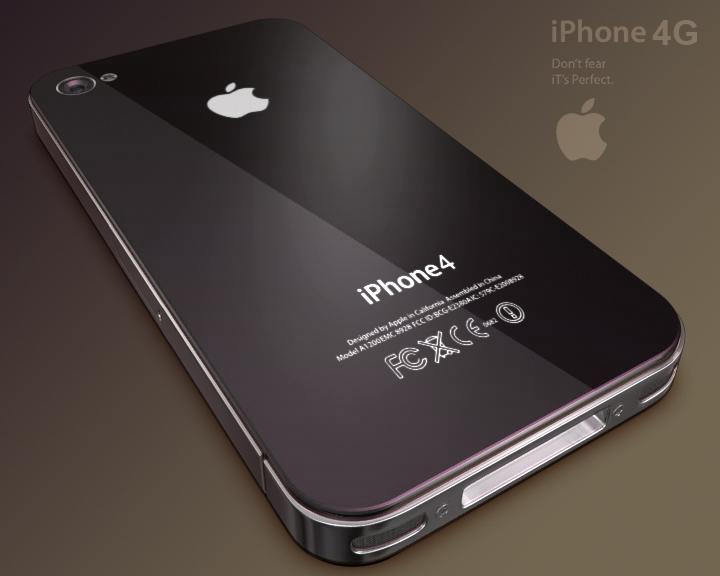 Apple Iphone 4G  ( 144.18KB jpg by Saffan )