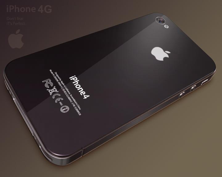 Apple Iphone 4G  ( 129.82KB jpg by Saffan )