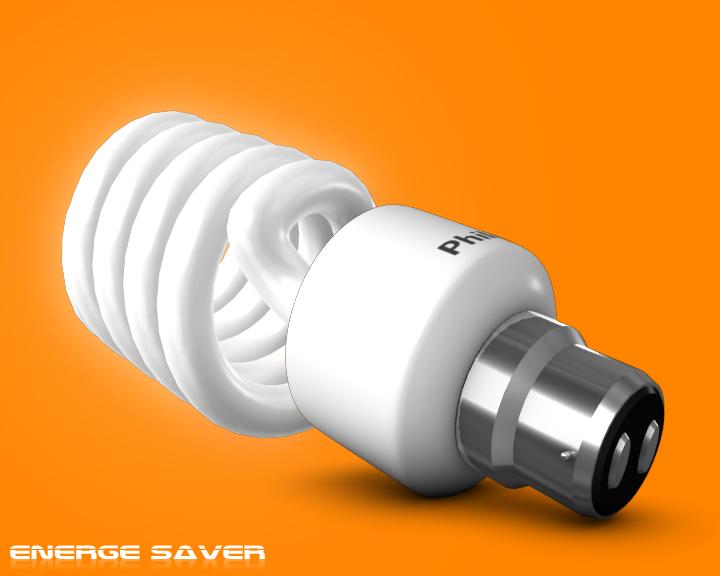 enerģijas taupīšanas spuldzes 3d modelis 3ds max obj 116116