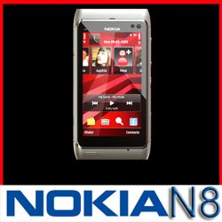 3D Model Nokia N 8 High detail ( 64.37KB jpg by VKModels )