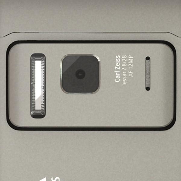 3D Model Nokia N 8 High detail ( 51.08KB jpg by VKModels )